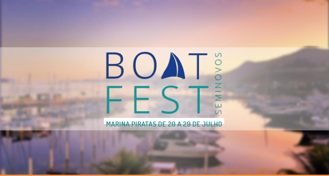 Save the Date | A Boat Fest acontece dia 20 a 29/Julho na MarinaPiratas